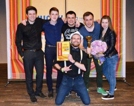 Состоялся финал очередного кубка КВН ТГУ!